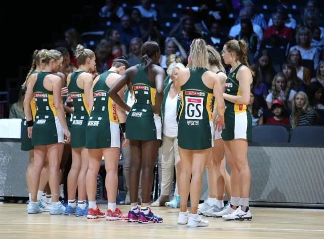 South Africa Netball