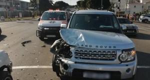 Sunningdale crash