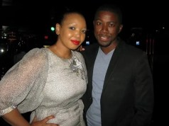 Thembisa Mdoda and Atandwa Kani