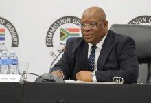 Photo of Zondo questions why no one has been charged in R1 billion Free State housing scheme
