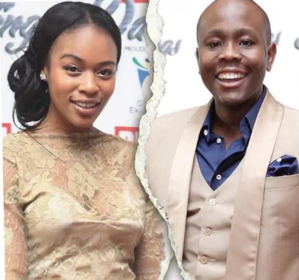 Nomzamo Mbatha and Khaya Mthethwa