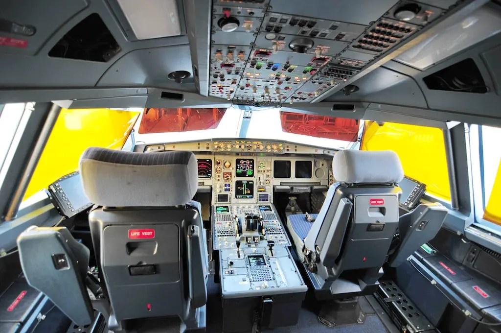 Airbus plane