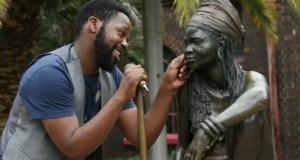 Brenda Fassie's Sculpture removal