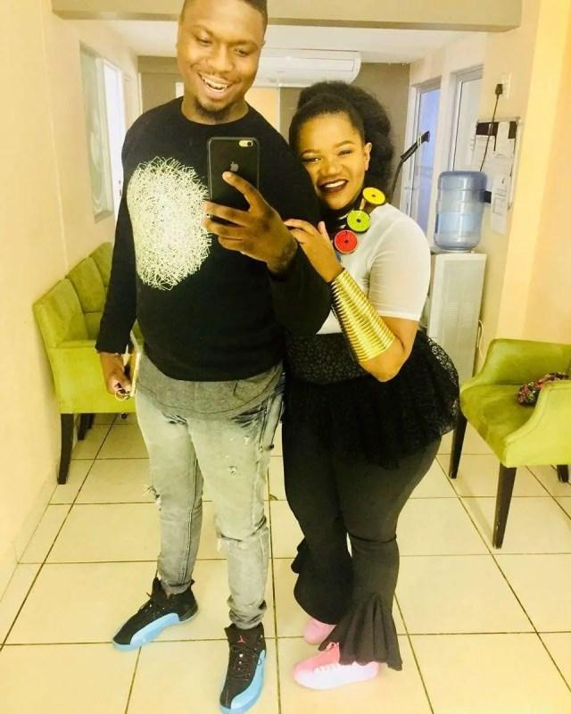 Busiswa Gqulu's baby daddy