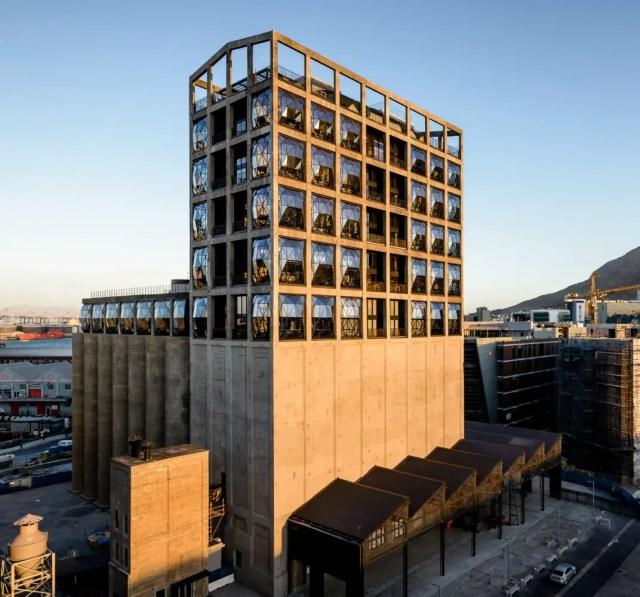 Cape Town's The Silo Hotel– Western Cape