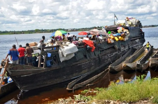 DR Congo boat accident