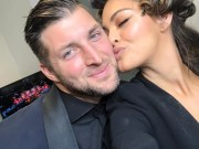 Demi-Leigh and hubby