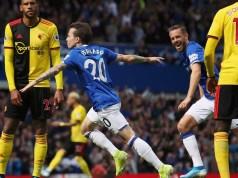 Everton 1 - 0 Watford