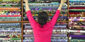 Fabric Shop Assistant