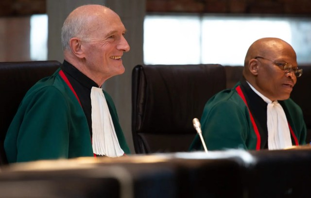 Justice Edwin Cameron