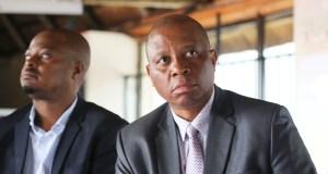 Mayor Herman Mashaba