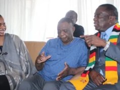Mnangagwa Visits Chiwenga