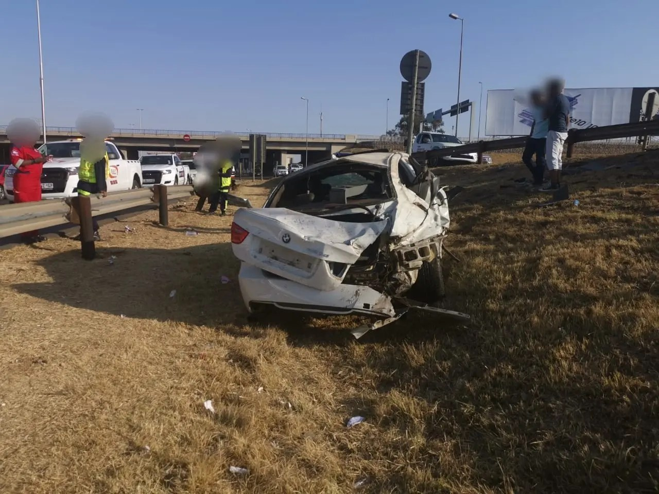One injured in N3 rollover | News365 co za