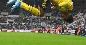Newcastle 0 - 1 Arsenal