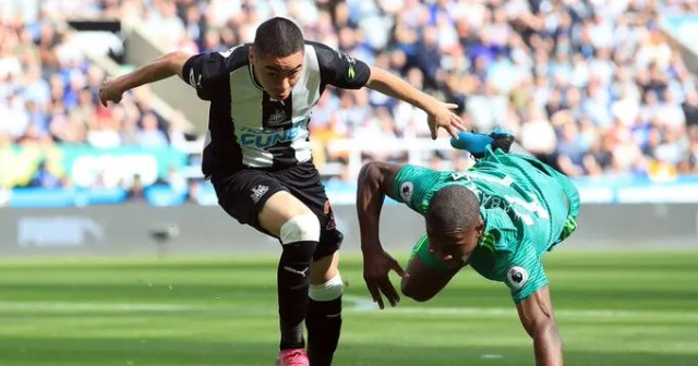Newcastle United 1- 1 Watford