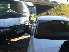 One injured in N3 crash