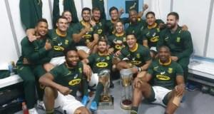 Springboks shines