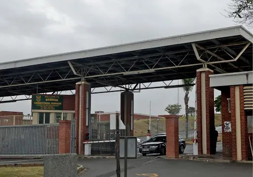 Westville Prison in Durban