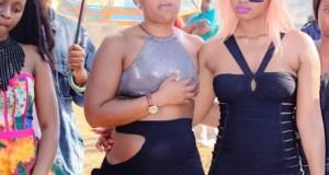 Zodwa Wabantu and Babes Wodumo