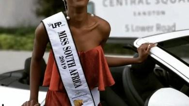 Photo of Zozibini Tunzi set to walk the runway for New York Fashion Week