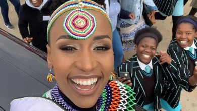 Photo of Watch – Miss SA, Zozibini Tunzi nearly causes a stampede during homecoming visit