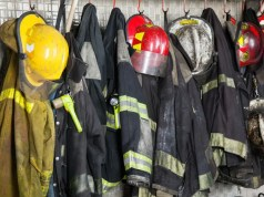 200 firefighters suspended