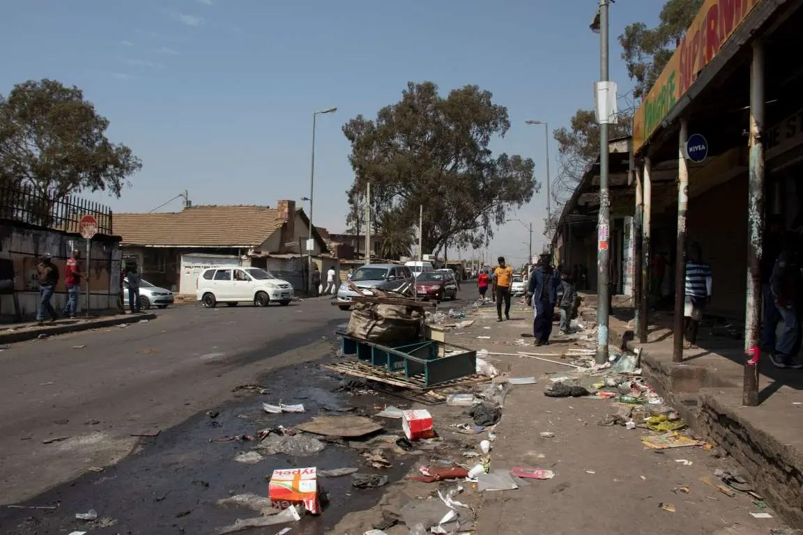 Aftermath of the Alex Attacks