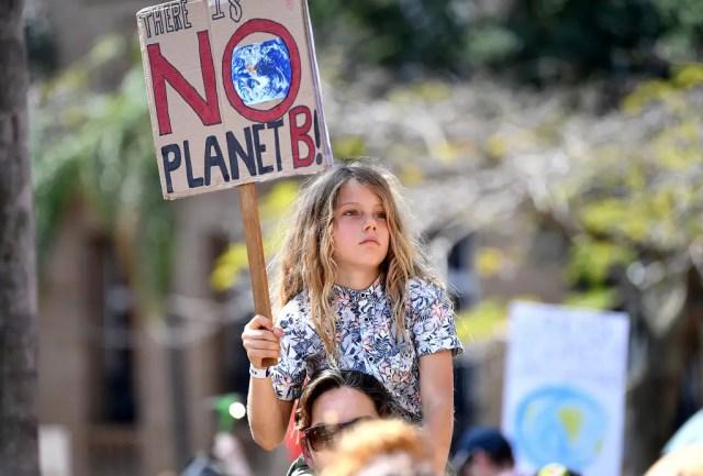 Australian students kick off global climate strike