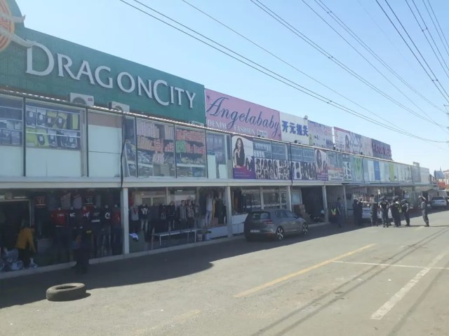 Dragon City Mall in Fordsburg
