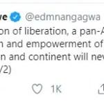 Mugabe Dies