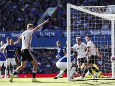 Everton 0 - 2 Sheffield United