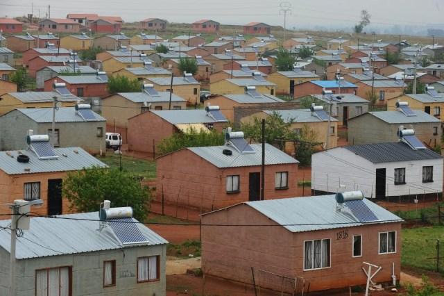 Gauteng housing department