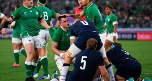Ireland 27 - 3 Scotland