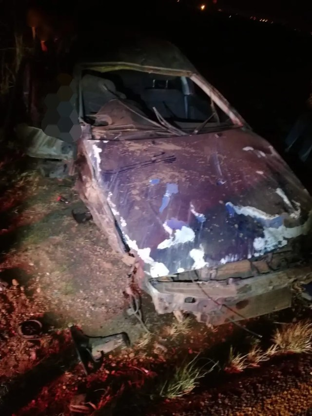 Kliprivier road crash