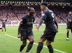 Liverpool 1 - 0 Sheffield United