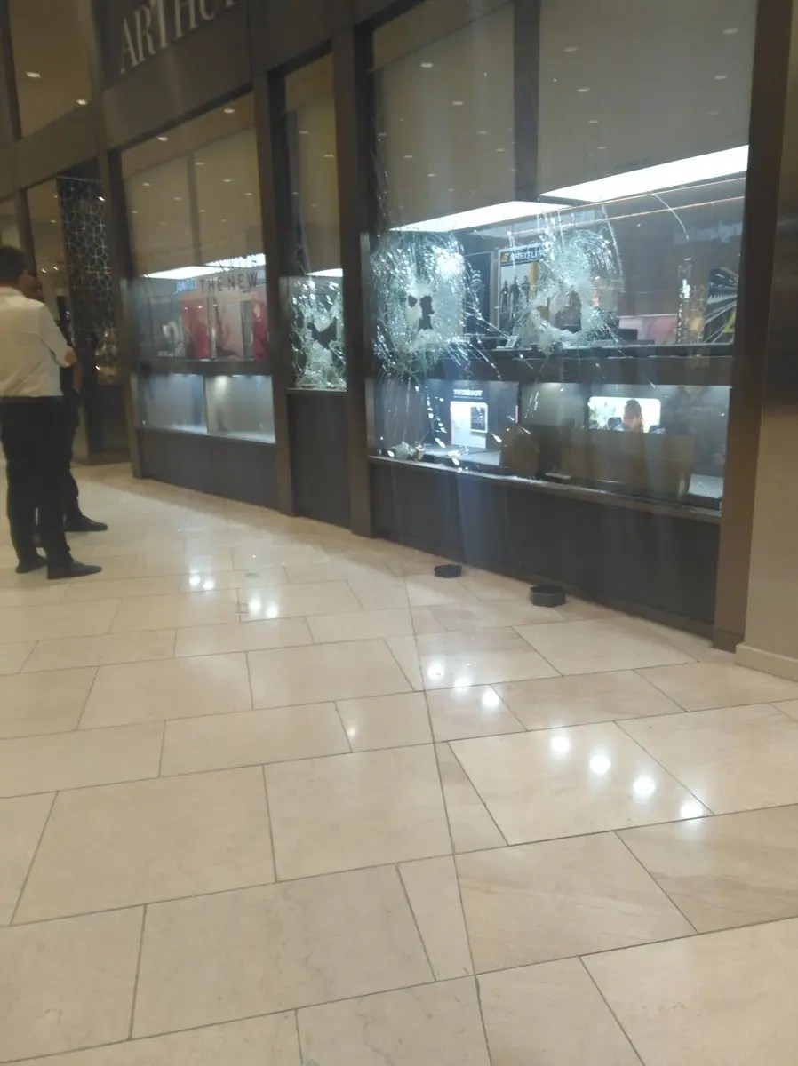 Mall of Africa robbery