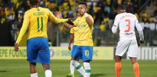 Mamelodi Sundowns 11 - 1 Côte d'Or