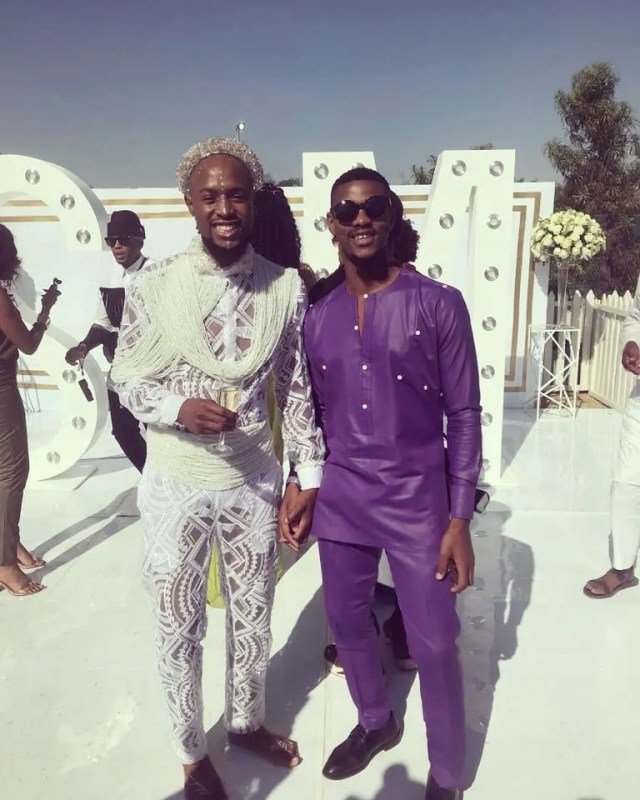 The Groom #somhaletraditionalwedding