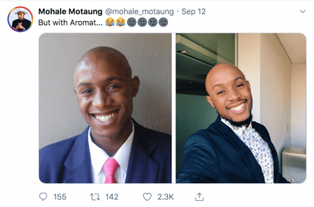 Mohale bleach