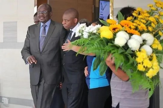 Mugabe's Body coming to Zimbabwe