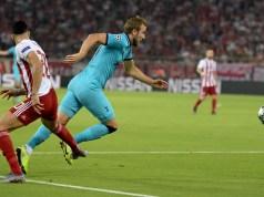 Olympiakos 2 - 2 Tottenham