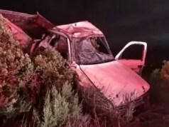 Ou Kaapse Weg accident