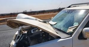 Pedestrian killed on N4