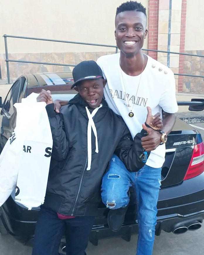 Peulwane Selowa and King Monada