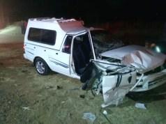 Pretoria crash