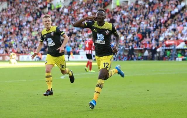 Sheffield United 0 - 1 Southampton