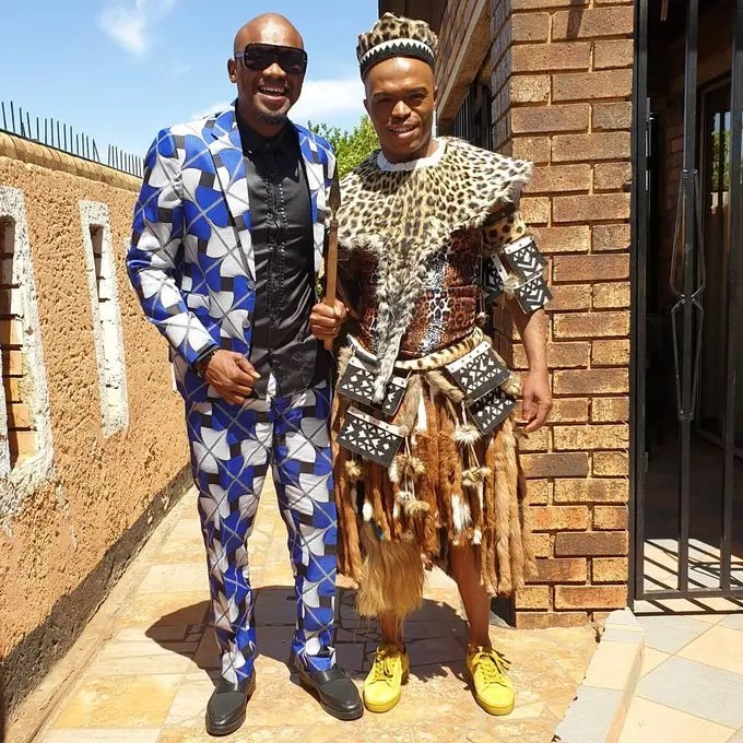 Inside Somizi And Mohale Traditional Wedding –