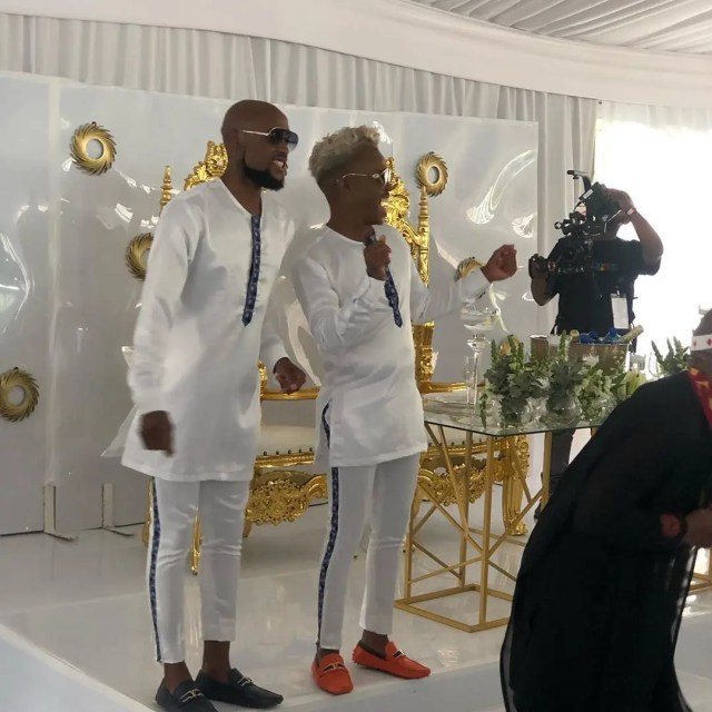 Somizi and Mohale Traditional Wedding