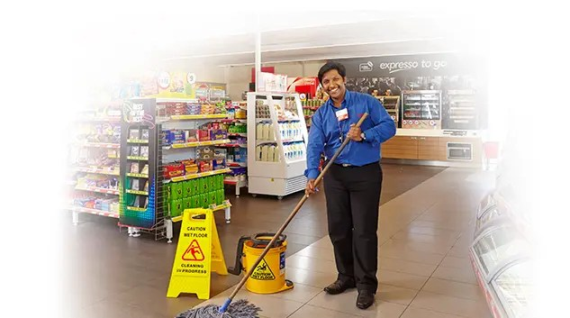 Store Cleaners