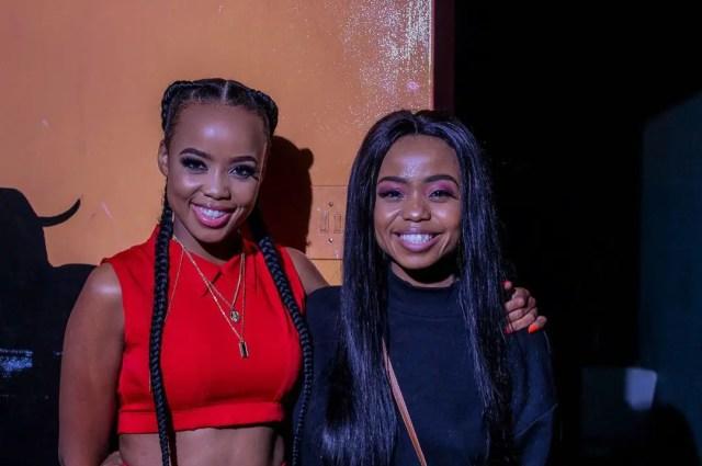 Thando and Ntando Duma